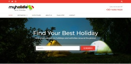 Myholidia - Tours & Travel Agency