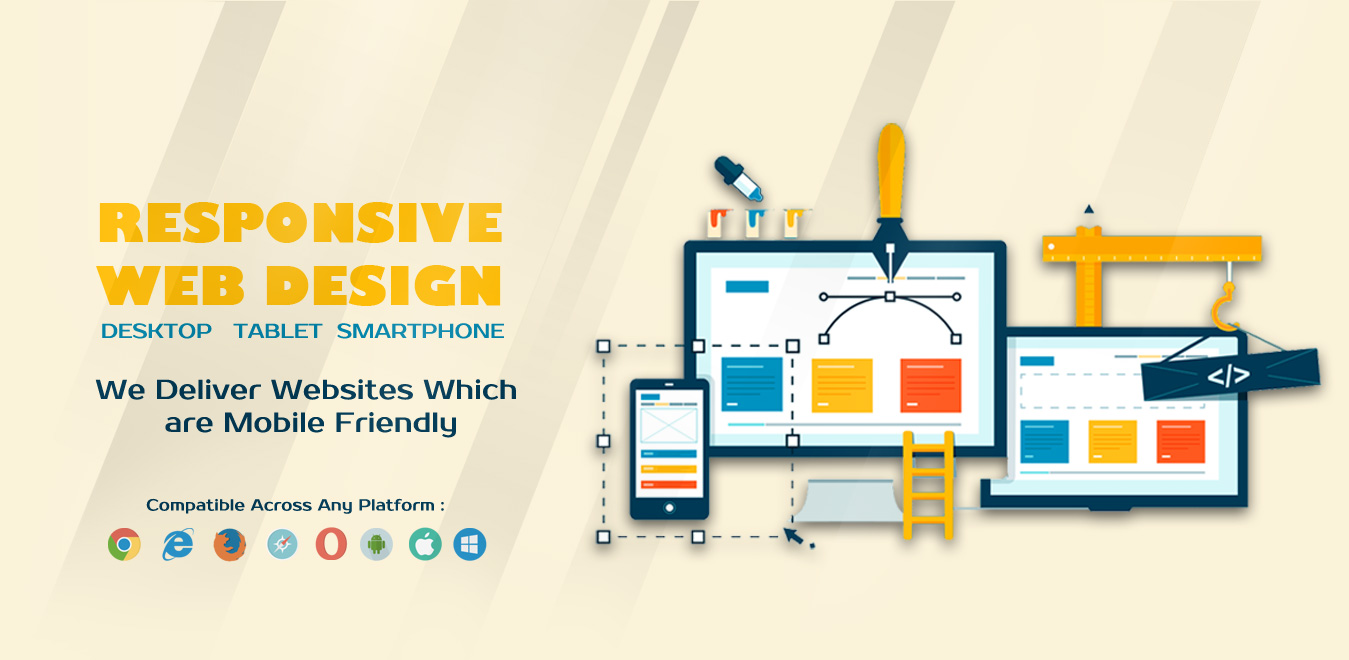 Responsive Web Design | Mobile Friendly Websites